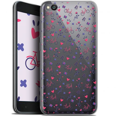 "Coque Gel Xiaomi Redmi Go (5"") Extra Fine Love - Bicycle"
