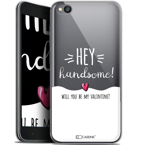 "Coque Gel Xiaomi Redmi Go (5"") Extra Fine Love - Hey Handsome !"