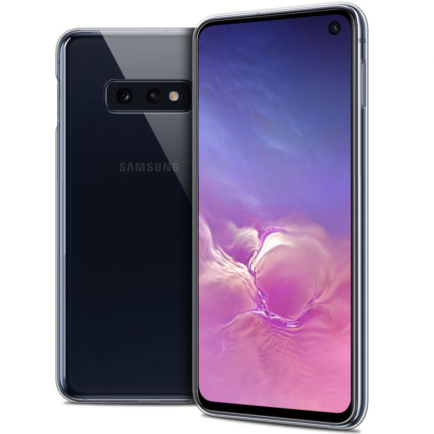 "Coque Samsung Galaxy S10e (5.8"") Extra Fine Souple Crystal Clear"