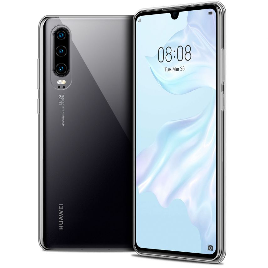 "Coque Huawei P30 (6.1"") Extra Fine Souple Crystal Clear"