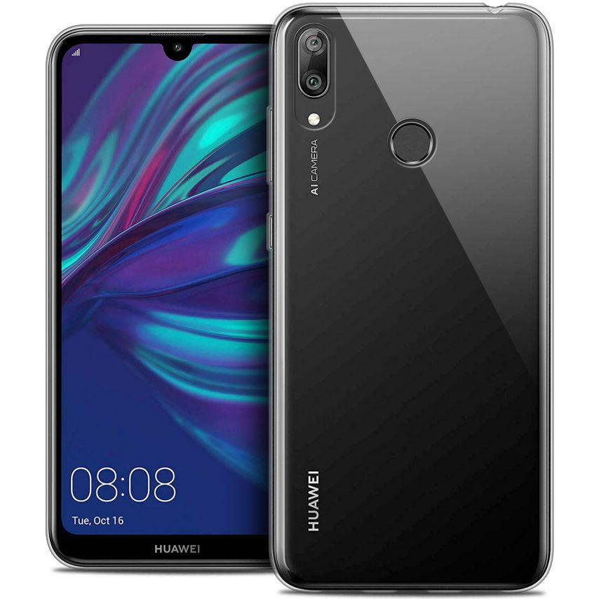 """Coque Huawei Y7 / Prime / Pro 2019 (6.26"""") Extra Fine Souple Crystal Clear"""