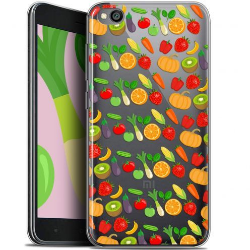 "Coque Gel Xiaomi Redmi Go (5"") Extra Fine Foodie - Healthy"