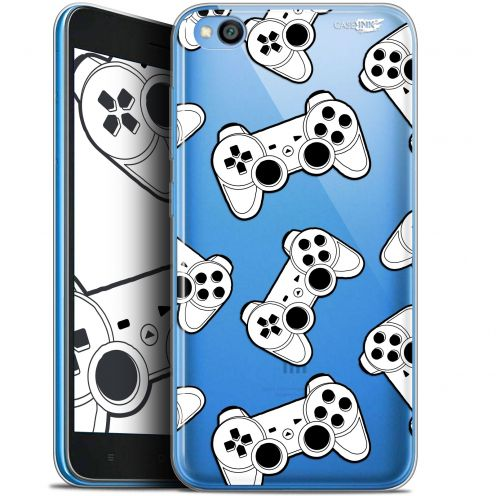 "Coque Gel Xiaomi Redmi Go (5"") Extra Fine Motif -  Game Play Joysticks"