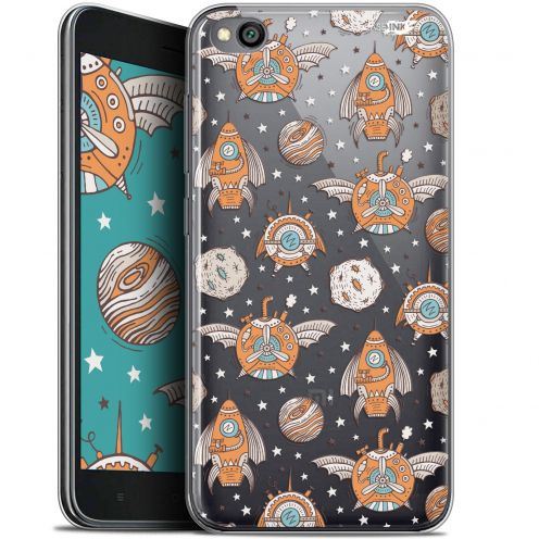 "Coque Gel Xiaomi Redmi Go (5"") Extra Fine Motif -  Punk Space"