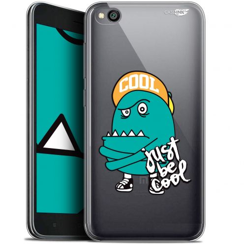 "Coque Gel Xiaomi Redmi Go (5"") Extra Fine Motif -  Be Cool"