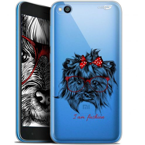 "Coque Gel Xiaomi Redmi Go (5"") Extra Fine Motif -  Fashion Dog"
