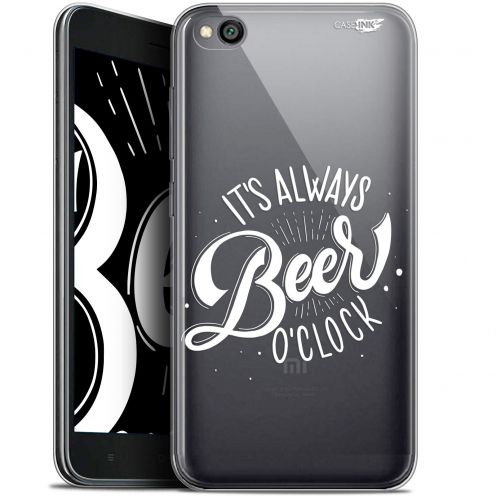 "Coque Gel Xiaomi Redmi Go (5"") Extra Fine Motif -  Its Beer O'Clock"