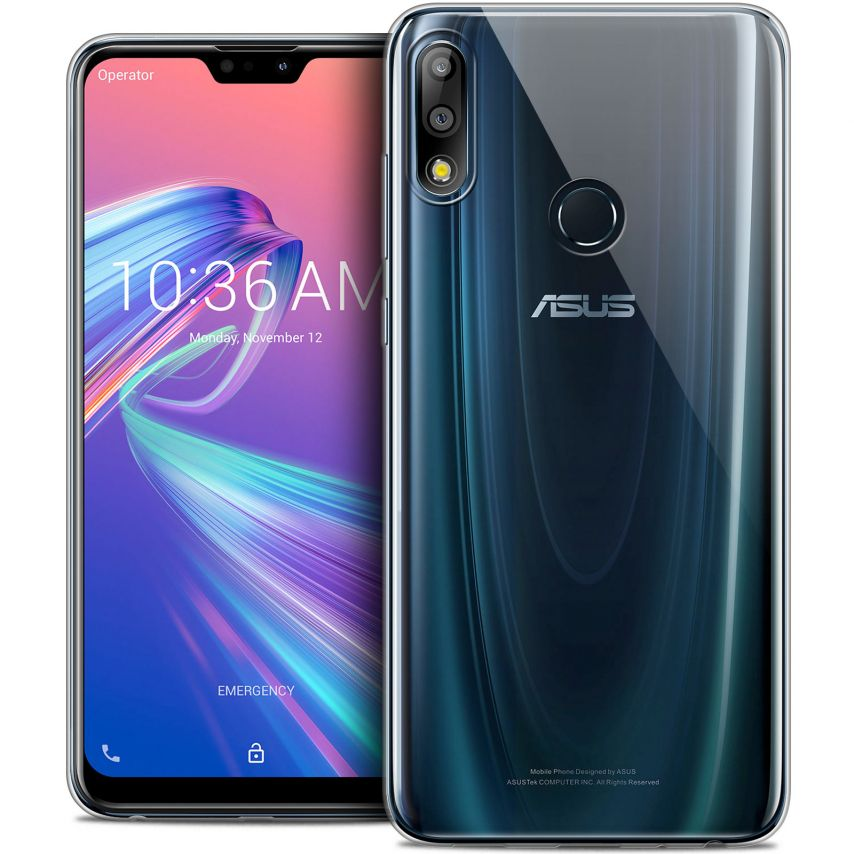 """Coque Asus Zenfone Max Pro (M2) ZB631KL (6.26"""") Extra Fine Souple Crystal Clear"""
