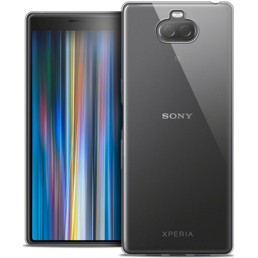 """Coque Sony Xperia 10 Plus (6.5"""") Extra Fine Souple Crystal Clear"""