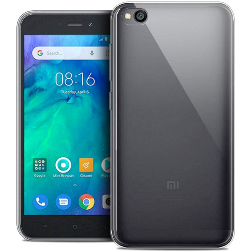 "Coque Xiaomi Redmi Go (5"") Extra Fine Souple Crystal Clear"