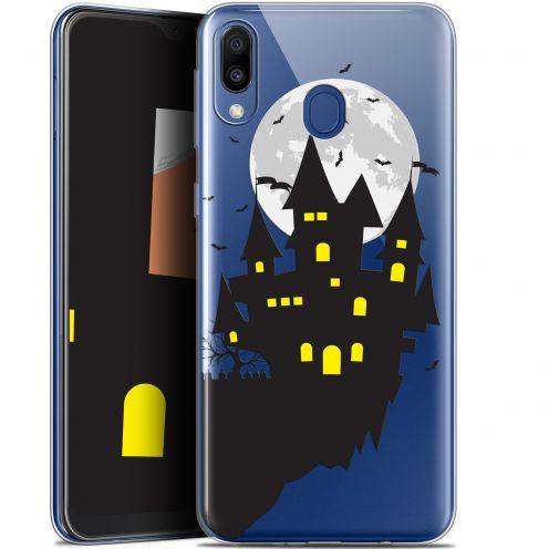 "Coque Gel Samsung Galaxy M20 (6.3"") Extra Fine Halloween - Castle Dream"