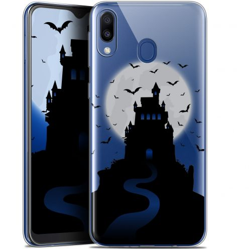"Coque Gel Samsung Galaxy M20 (6.3"") Extra Fine Halloween - Castle Nightmare"