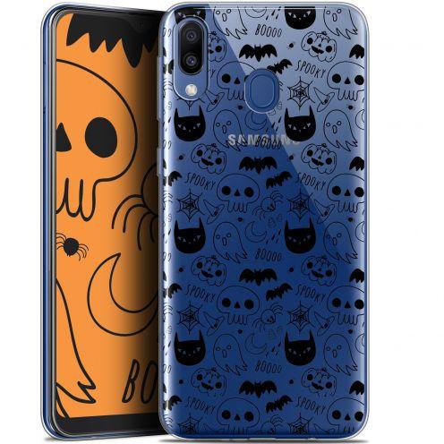 "Coque Gel Samsung Galaxy M20 (6.3"") Extra Fine Halloween - Spooky"