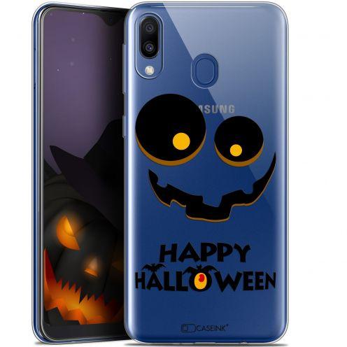 "Coque Gel Samsung Galaxy M20 (6.3"") Extra Fine Halloween - Happy"