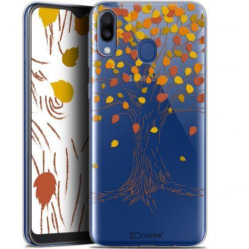 "Coque Gel Samsung Galaxy M20 (6.3"") Extra Fine Autumn 16 - Tree"