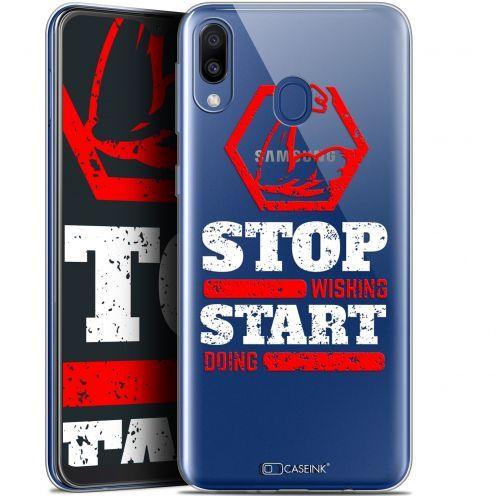"Coque Gel Samsung Galaxy M20 (6.3"") Extra Fine Quote - Start Doing"