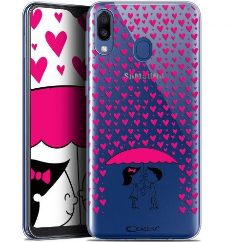 "Coque Gel Samsung Galaxy M20 (6.3"") Extra Fine Love - Pluie d'Amour"
