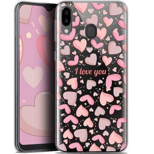 "Coque Gel Samsung Galaxy M20 (6.3"") Extra Fine Love - I Love You"