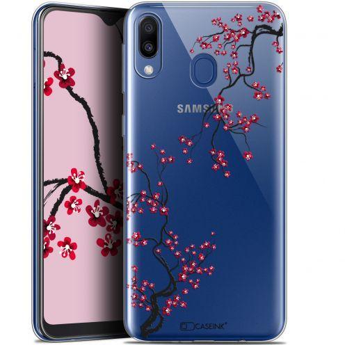 """Coque Gel Samsung Galaxy M20 (6.3"""") Extra Fine Summer - Sakura"""