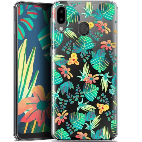 "Coque Gel Samsung Galaxy M20 (6.3"") Extra Fine Spring - Tropical"