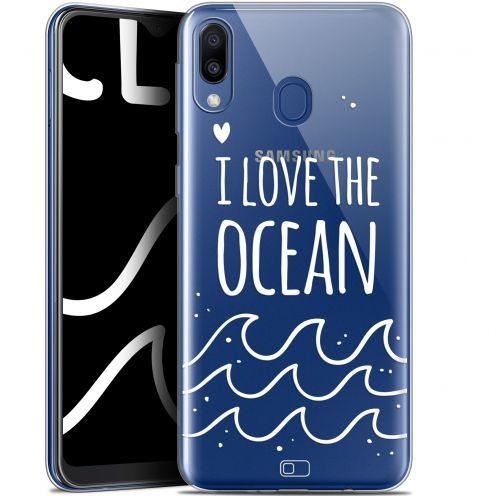 "Coque Gel Samsung Galaxy M20 (6.3"") Extra Fine Summer - I Love Ocean"