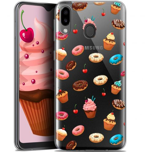 "Coque Gel Samsung Galaxy M20 (6.3"") Extra Fine Foodie - Donuts"