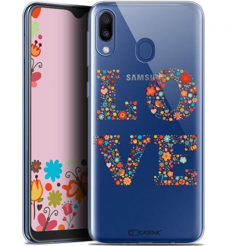 """Coque Gel Samsung Galaxy M20 (6.3"""") Extra Fine Summer - Love Flowers"""