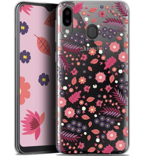 "Coque Gel Samsung Galaxy M20 (6.3"") Extra Fine Spring - Printemps"