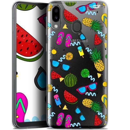 "Coque Gel Samsung Galaxy M20 (6.3"") Extra Fine Motif - Summers"