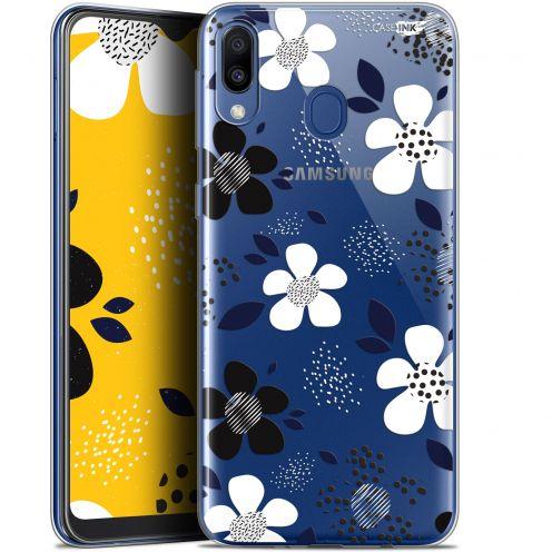 "Coque Gel Samsung Galaxy M20 (6.3"") Extra Fine Motif - Marimeko Style"