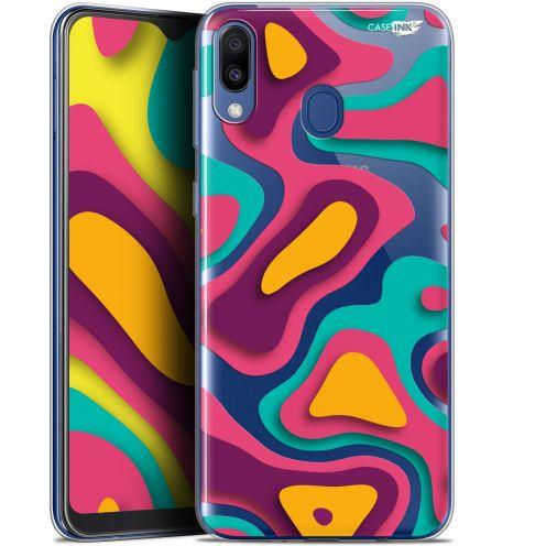 "Coque Gel Samsung Galaxy M20 (6.3"") Extra Fine Motif - Popings"