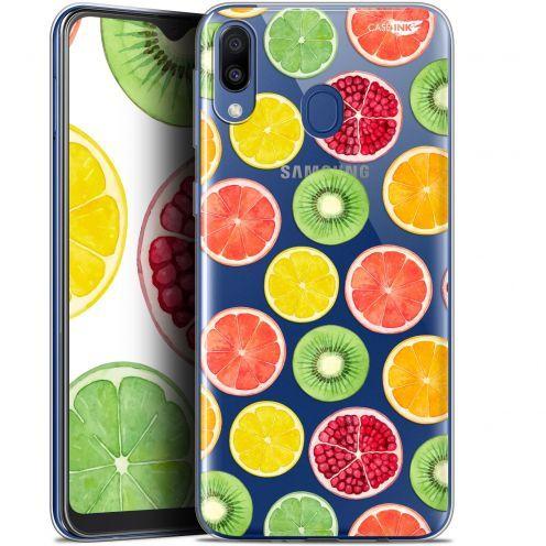 """Coque Gel Samsung Galaxy M20 (6.3"""") Extra Fine Motif - Fruity Fresh"""