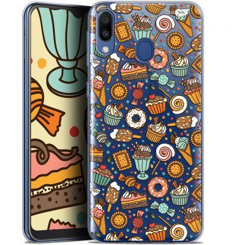 """Coque Gel Samsung Galaxy M20 (6.3"""") Extra Fine Motif - Bonbons"""