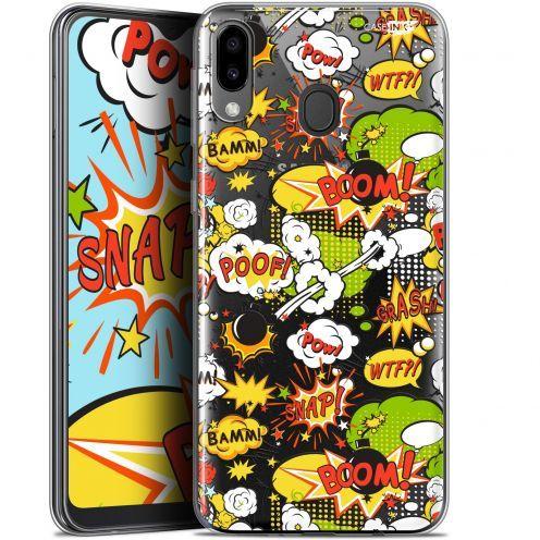 "Coque Gel Samsung Galaxy M20 (6.3"") Extra Fine Motif - Bim Bam Boom"