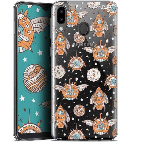 "Coque Gel Samsung Galaxy M20 (6.3"") Extra Fine Motif - Punk Space"