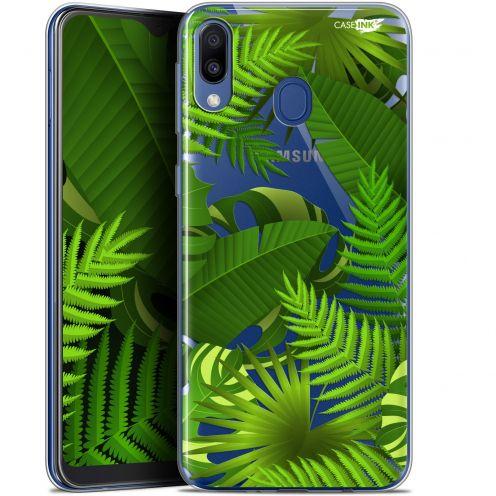 """Coque Gel Samsung Galaxy M20 (6.3"""") Extra Fine Motif - Plantes des Tropiques"""