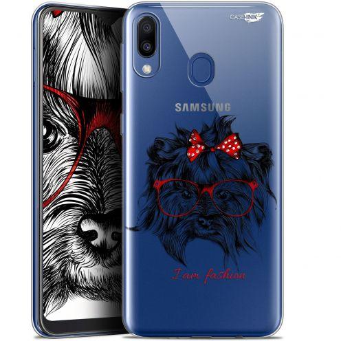 """Coque Gel Samsung Galaxy M20 (6.3"""") Extra Fine Motif - Fashion Dog"""
