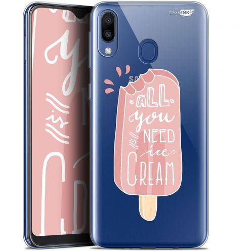 "Coque Gel Samsung Galaxy M20 (6.3"") Extra Fine Motif - Ice Cream"