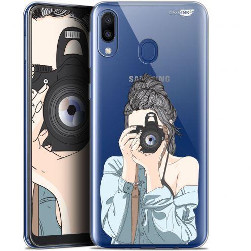 "Coque Gel Samsung Galaxy M20 (6.3"") Extra Fine Motif -  La Photographe"
