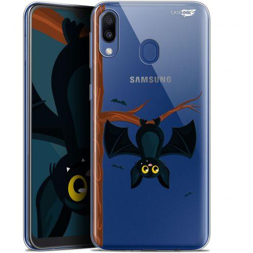 """Coque Gel Samsung Galaxy M20 (6.3"""") Extra Fine Motif - Petite Chauve Souris"""