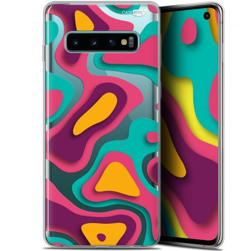 "Coque Gel Samsung Galaxy S10 (6.1"") Extra Fine Motif - Popings"