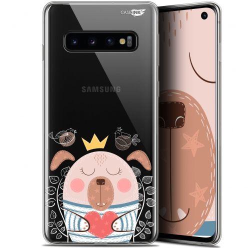 """Coque Gel Samsung Galaxy S10 (6.1"""") Extra Fine Motif -  Sketchy Dog"""