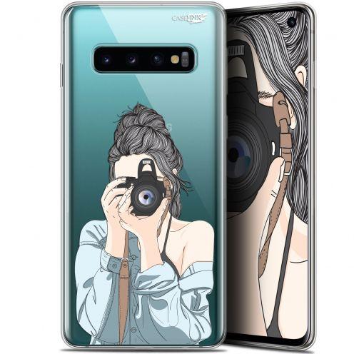 """Coque Gel Samsung Galaxy S10 (6.1"""") Extra Fine Motif -  La Photographe"""