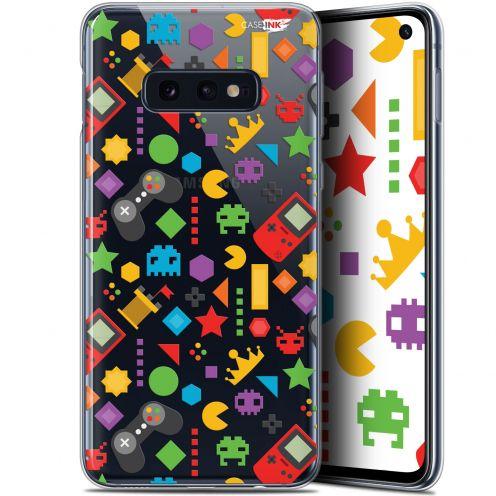 "Coque Gel Samsung Galaxy S10e (5.8"") Extra Fine Motif - PacMan"