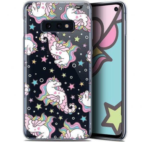 """Coque Gel Samsung Galaxy S10e (5.8"""") Extra Fine Motif - Licorne Dormante"""