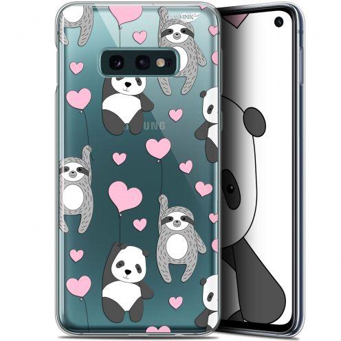 """Coque Gel Samsung Galaxy S10e (5.8"""") Extra Fine Motif - Panda'mour"""