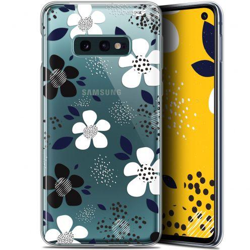 "Coque Gel Samsung Galaxy S10e (5.8"") Extra Fine Motif - Marimeko Style"