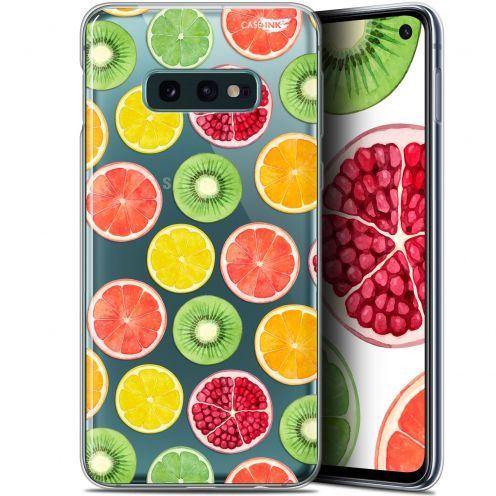 "Coque Gel Samsung Galaxy S10e (5.8"") Extra Fine Motif - Fruity Fresh"