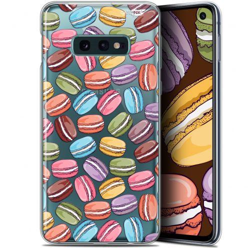 """Coque Gel Samsung Galaxy S10e (5.8"""") Extra Fine Motif -  Macarons"""