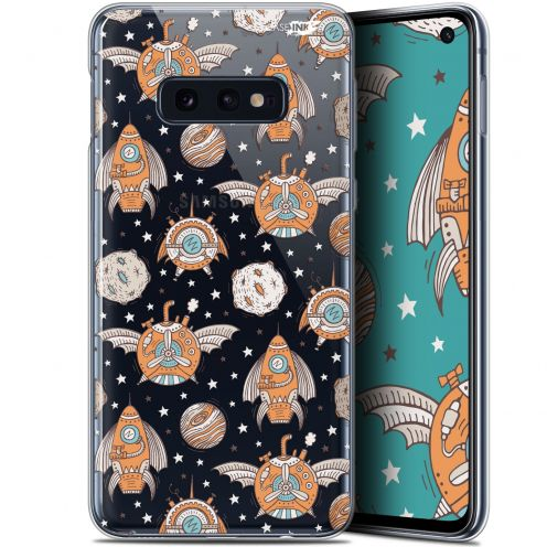 "Coque Gel Samsung Galaxy S10e (5.8"") Extra Fine Motif -  Punk Space"